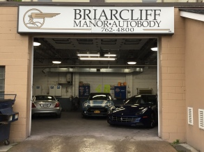 image of a automobile at Briarcliff Manor Auto Body Shop